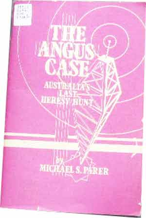 Image for Australia's Last Heresy Hunt. Samuel Angus.