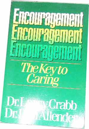 Image for Encouragement  The Key to Caring