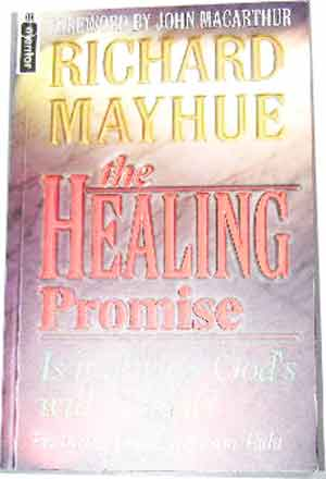 Image for The Healing Promise.