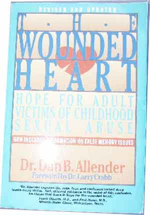 Image for The Wounded Heart  Hope for the adult victims of childhood sexual abuse