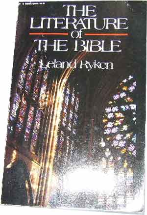 Image for The Literature of the Bible.