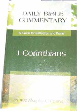 Image for 1 Corinthians  A Guide for Reflection and Prayer