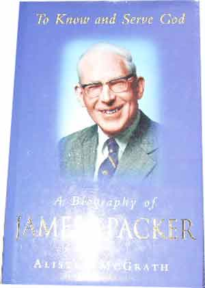 Image for J I Packer. A Biography.