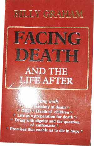Image for Facing Death  And the Life After