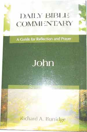 Image for John  A Guide for Reflection and Prayer