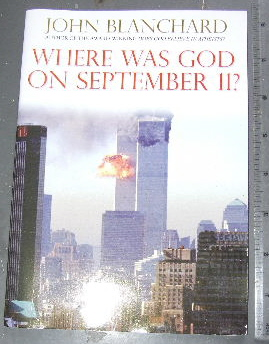 Image for Where was God on September 11?