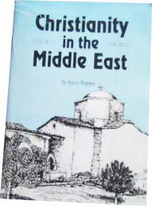 Image for Christianity in the Middle east.