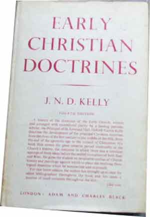 Image for Early Christian Doctrines.
