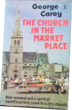 Image for The Church in the Marketplace.