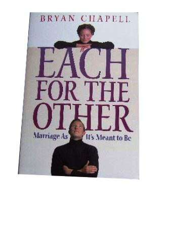 Image for Each For The Other  Marriage As Its Mean't To Be