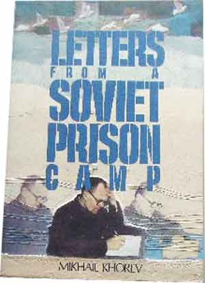 Image for Letters from a Soviet Prison Camp.