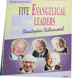 Image for Five Evangelical Leaders.