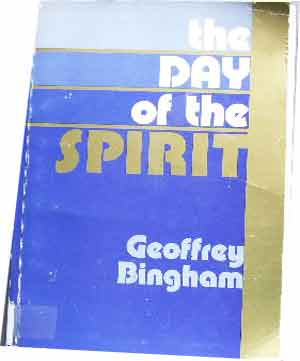 Image for The Day of the Spirit.