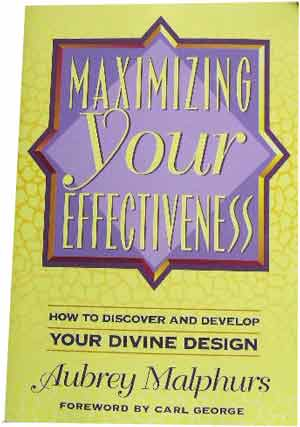 Image for Maximizing your Effectiveness  How to discover and develop your devine design