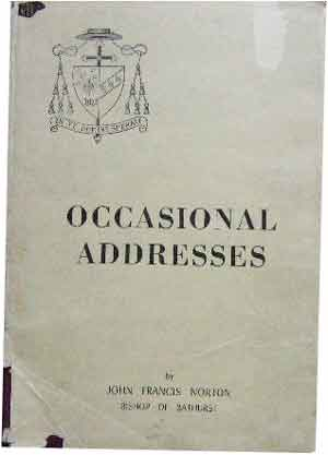 Image for Occassional Addresses.