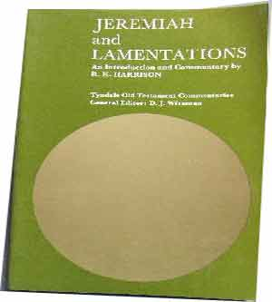 Image for Jeremiah and Lamentations  An Introduction and Commentary