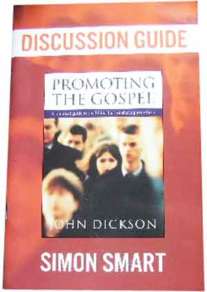 Image for Promoting the Gospel  Discussion Guide