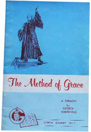 Image for The Method of Grace  A Sermon by George Whitefield