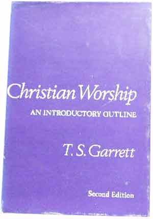 Image for Christian Worship  An Introductory outline.