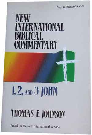 Image for 1, 2, and 3 John  New International Biblical Commentary