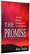 Image for The Promise: An Introduction to the Christian Message.