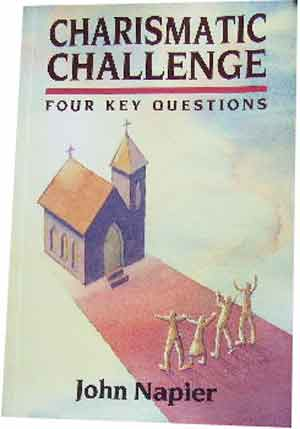 Image for Charismatic Challenge  Four Key Questions