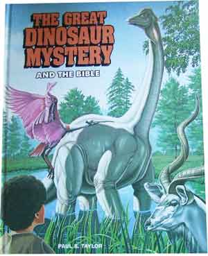 Image for The great Dinosaur Mystery and the Bible.