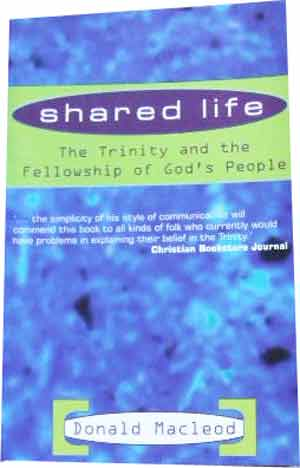 Image for Shared Life  The trinity and the Fellowship of God's People