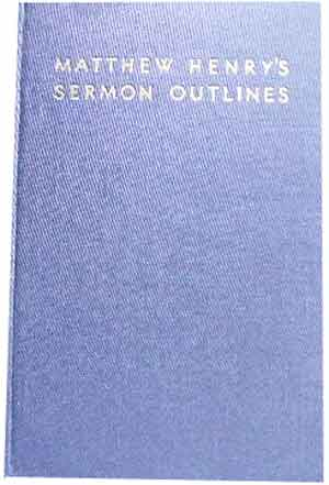 Image for Sermon Outlines  Selected and Edited by Sheldon B Quincer