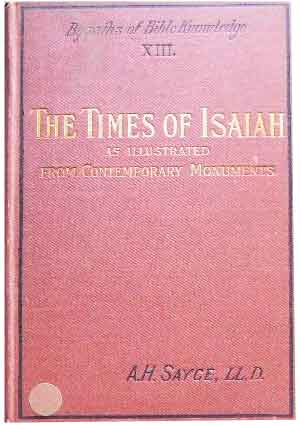 Image for The Life and Times of Isaiah  By Paths of Bible Knowledge XIII