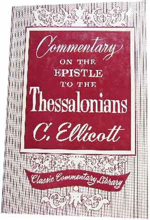 Image for Commentary on the Epistles of St Paul to the Thessalonians.