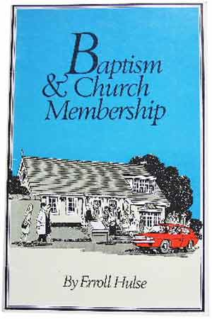 Image for Baptism and Church Membership.