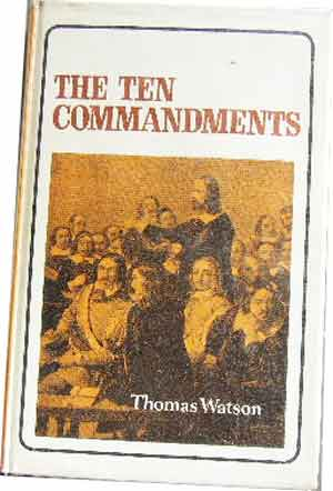 Image for The Ten Commandments.