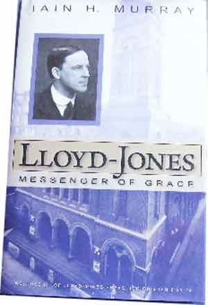 Image for Lloyd-Jones: Messenger of Grace.