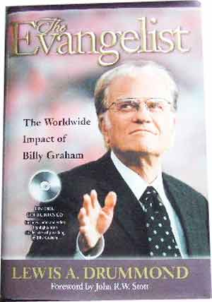 Image for The Evangelist  The Worldwide Impact of Billy Graham