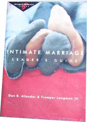 Image for Intimate Marriage  Leader's Guide