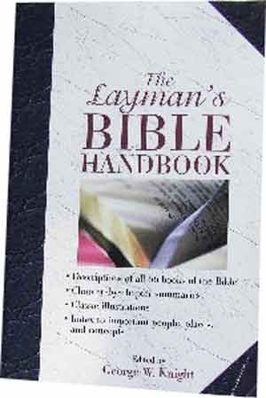 Image for The Layman's Bible Handbook.