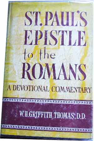 Image for St Paul's Epistle to the Romans  A Devotional Commentary