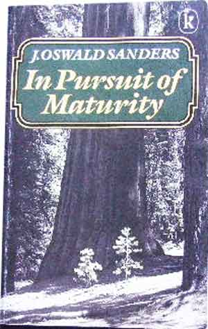 Image for The Pursuit of Maturity.