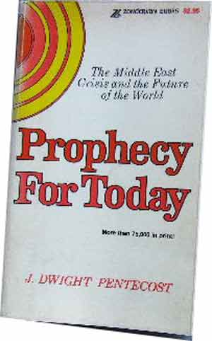 Image for Prophecy for Today  The Middle East Crisis and the Future of the World