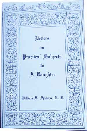 Image for Letters on Practical Subjects to A Daughter.