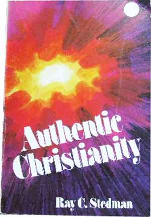 Image for Authentic Christianity.