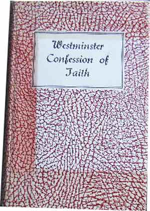 Image for Westminster Confession of Faith.