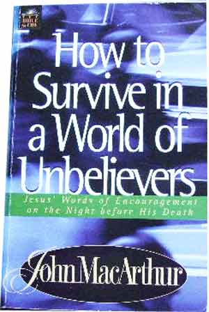Image for How To Survive In A World Of Unbelievers.