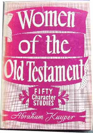 Image for Women of the Old Testament  5o Character Studies