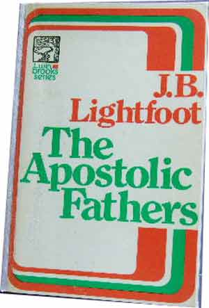 Image for The Apostolic Fathers.
