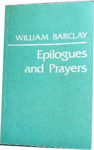 Image for Epilogues and Prayers.