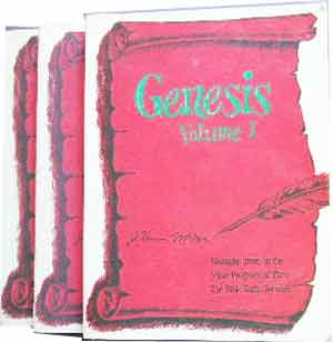 Image for Genesis (Three Volumes).