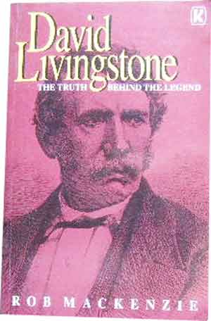 Image for David Livingstone  The Truth Behind the Legend