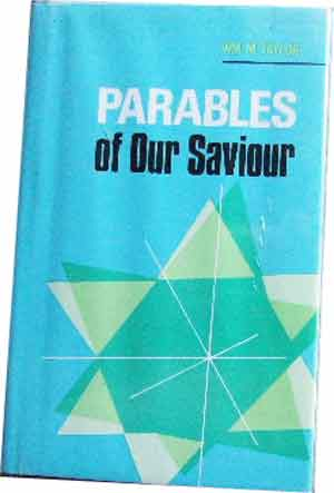 Image for Parables of Our Saviour.